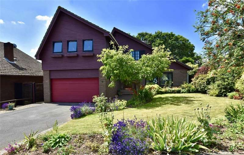 4 Bedrooms Detached House for sale in Rowberrow Way, Nailsea, Bristol, North Somerset