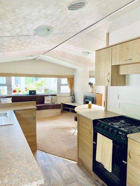 2 Bedrooms Caravan Mobile Home for sale in Crook OLune Holiday Park, Lancaster