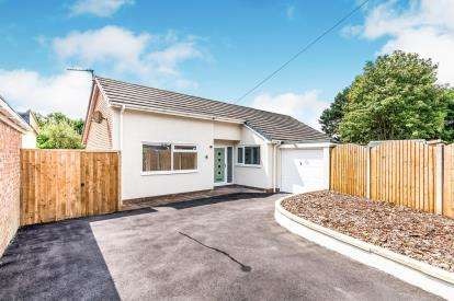 3 Bedrooms Bungalow for sale in The Firs, Off Chestall Road, Cannock Wood, Staffordshire