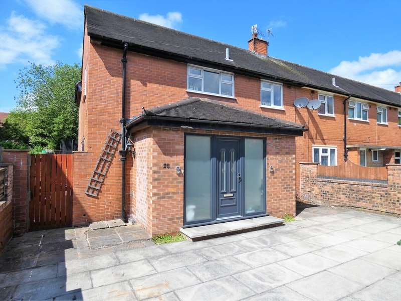 5 Bedrooms End Of Terrace House for sale in Greystoke Avenue, Altrincham, Greater Manchester, WA15
