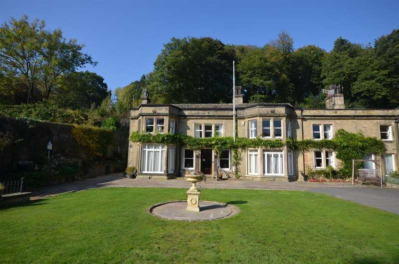 4 Bedrooms Unique Property for sale in No. 1 Rycliffe House, 156 Halifax Road, Ripponden, HX6 4AH