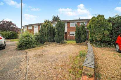 3 Bedrooms Terraced House for sale in Rosedale Close, Luton, Bedfordshire, United Kingdom