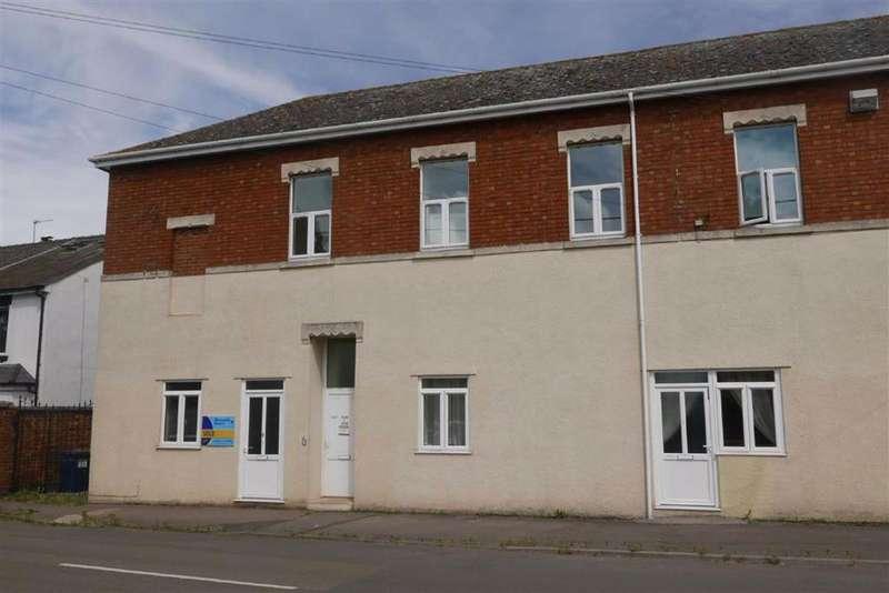 2 Bedrooms Flat for sale in Oldminster Road, Sharpness, GL13