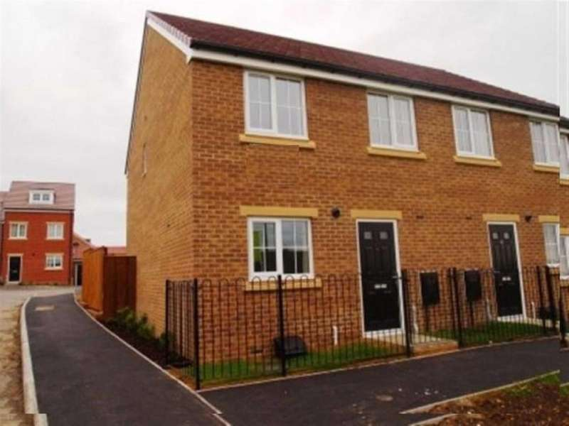 3 Bedrooms Semi Detached House for rent in Church Square