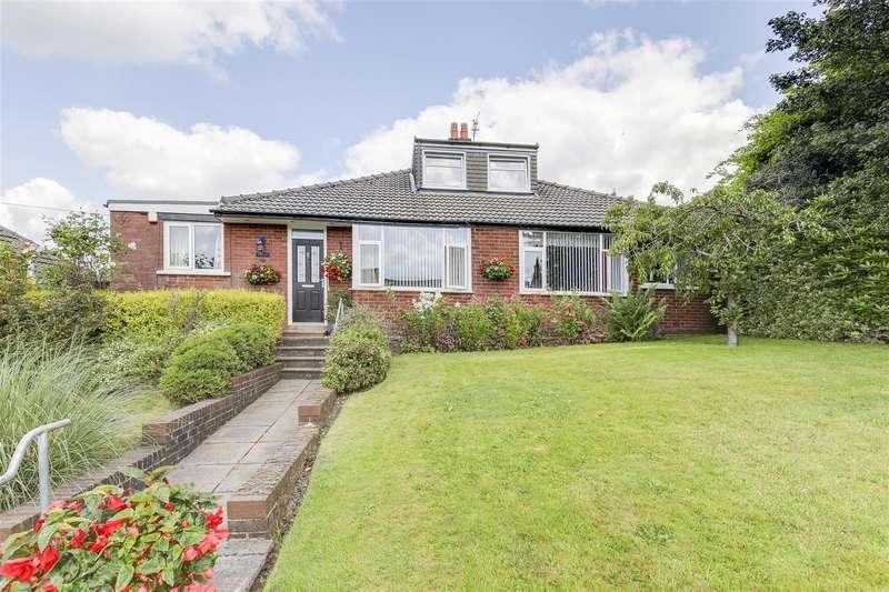 5 Bedrooms Detached Bungalow for sale in Fielding Lane, Oswaldtwistle, Accrington