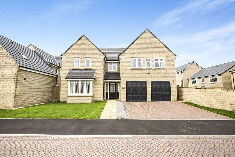 5 Bedrooms Detached House for sale in Hazelmoor Fold, Elland, HX5