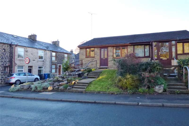 2 Bedrooms Semi Detached Bungalow for sale in Union Court, Booth Road, Bacup, Lancashire, OL13