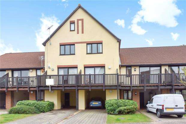 3 Bedrooms Terraced House for sale in Coverack Way, Port Solent, Portsmouth