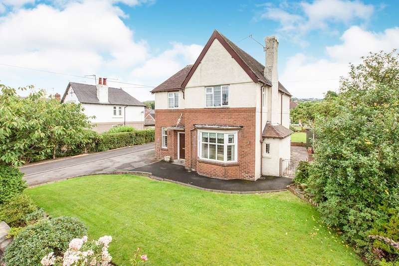 3 Bedrooms Detached House for sale in Congleton Road, Stoke-on-Trent, ST8