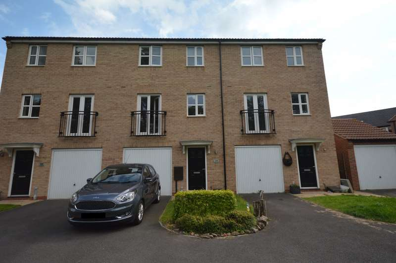 3 Bedrooms House for sale in Pearl Gardens, Warsop, Mansfield, Nottinghamshire, NG20