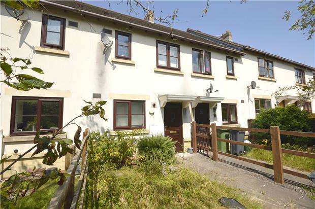 2 Bedrooms Terraced House for sale in Court View, Stonehouse, Gloucestershire, GL10 3PJ