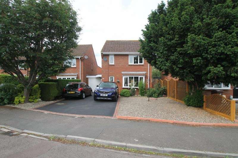 4 Bedrooms Detached House for sale in Bowler Road, Northway, Tewkesbury