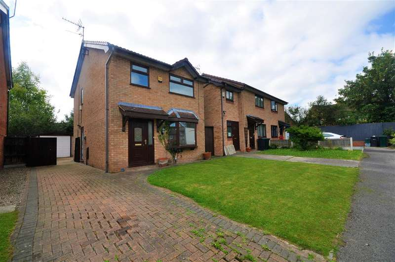 3 Bedrooms Detached House for sale in Thomas Close, Chester