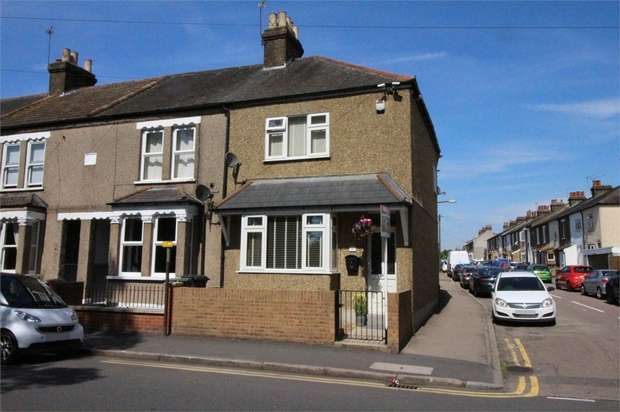 3 Bedrooms End Of Terrace House for sale in Honey Lane, Waltham Abbey, Essex