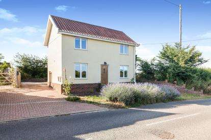3 Bedrooms Detached House for sale in Walpole, Halesworth, Suffolk