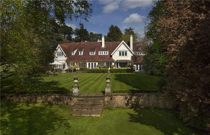 5 Bedrooms House for rent in The Ridgeway, Boars Hill, Oxford, Oxfordshire, OX1