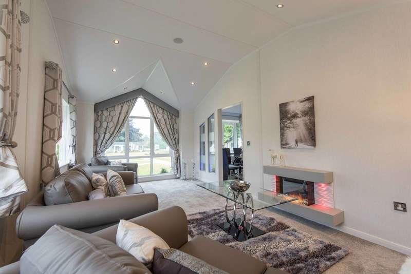 Park Home Mobile Home for sale in , Kinloch, Blairgowrie, Perthshire, PH10 6SD