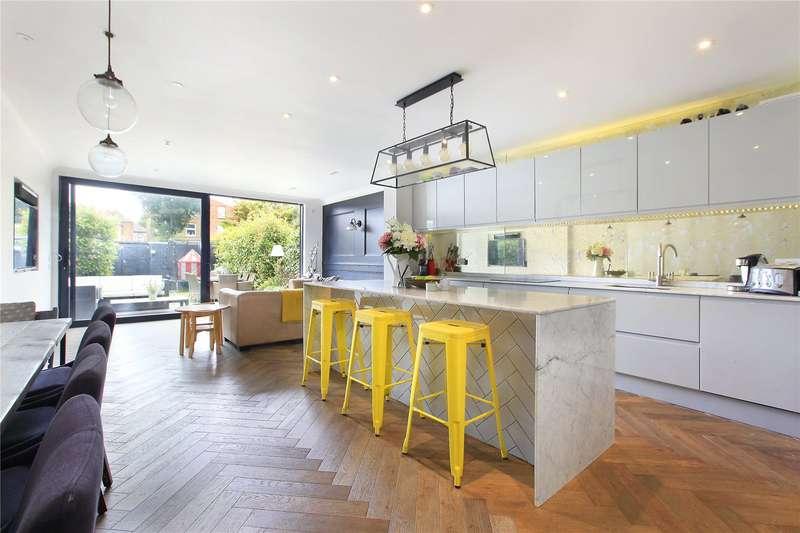 4 Bedrooms Terraced House for sale in Fernlea Road, Balham, London, SW12