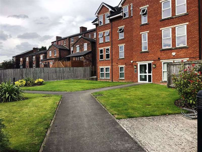 2 Bedrooms Flat for sale in Stitch Lane, Stockport