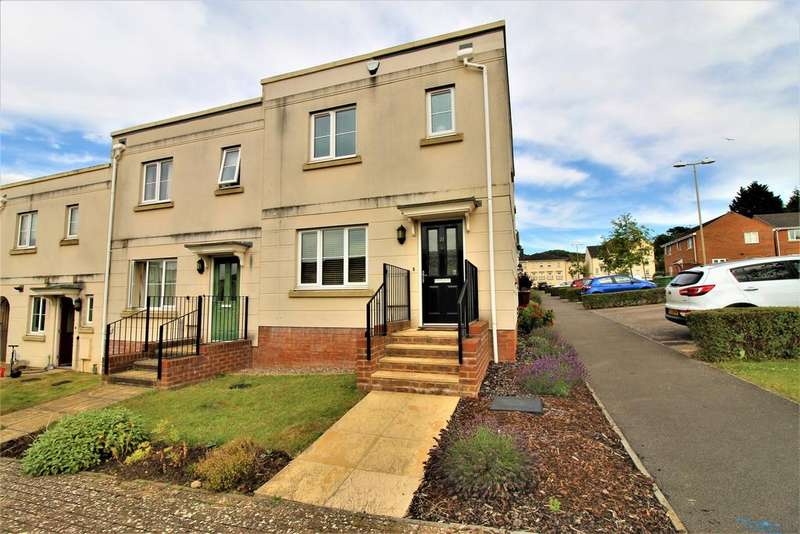3 Bedrooms End Of Terrace House for sale in BATTLEDOWN PARK, GL52