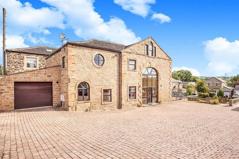 4 Bedrooms Detached House for rent in Knowles Lane, Gomersal, Cleckheaton, BD19