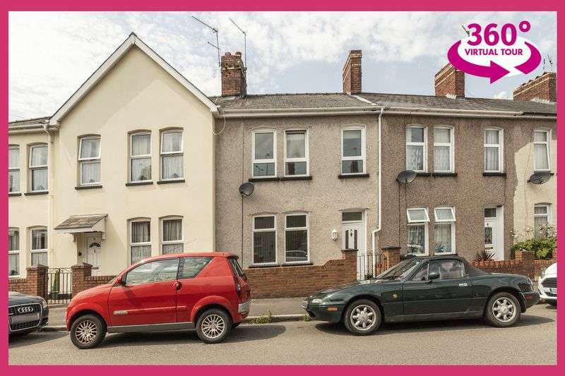 3 Bedrooms Property for sale in Redland Street, Newport
