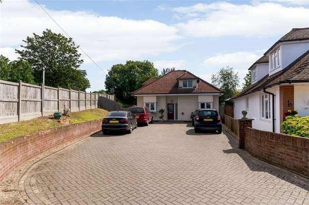 3 Bedrooms Detached Bungalow for sale in Holloways Lane, Welham Green, North Mymms, Hatfield, Hertfordshire