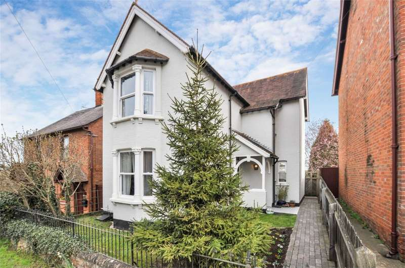 3 Bedrooms Detached House for sale in High Street, Waddesdon, Buckinghamshire