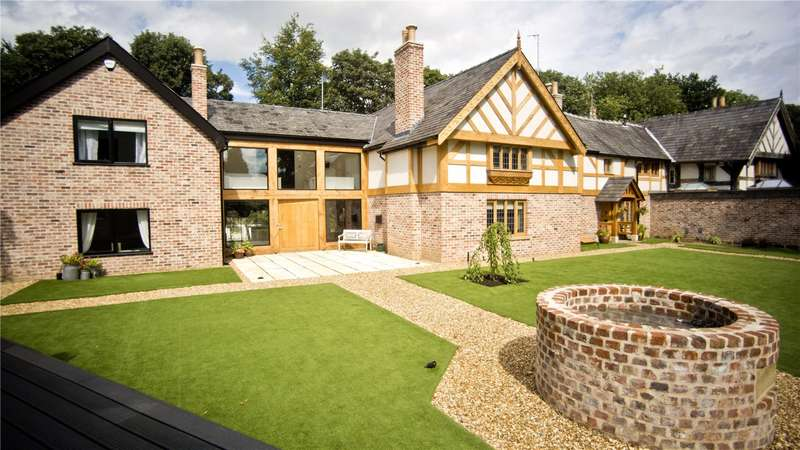 4 Bedrooms House for sale in Kempnough Hall Road, Worsley, Manchester, M28