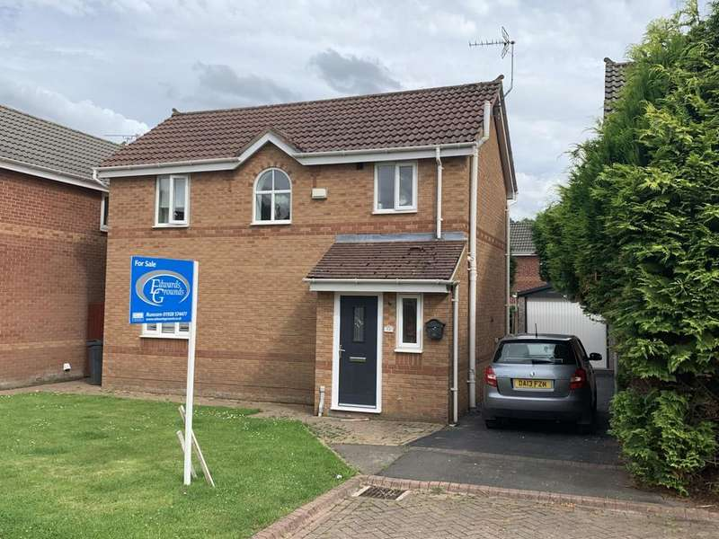 3 Bedrooms Detached House for sale in Manor Fell, Palacefields, Runcorn