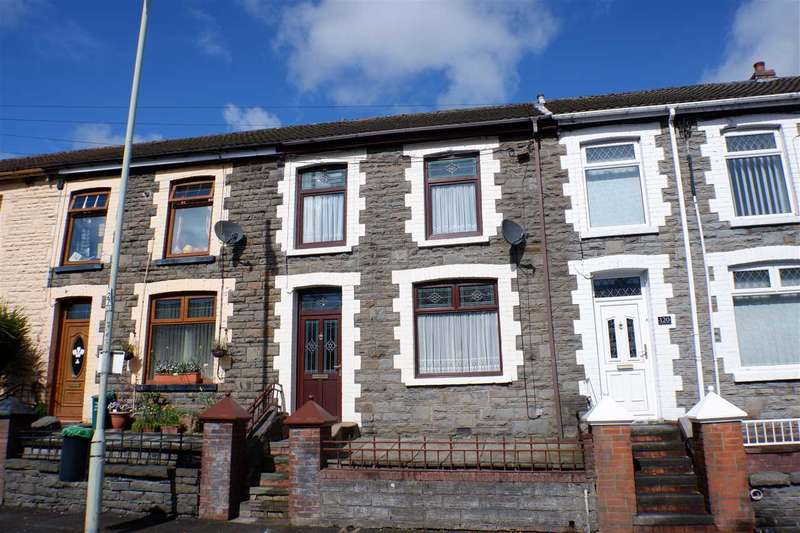 3 Bedrooms Terraced House for sale in Brithweunydd Road, Trealaw