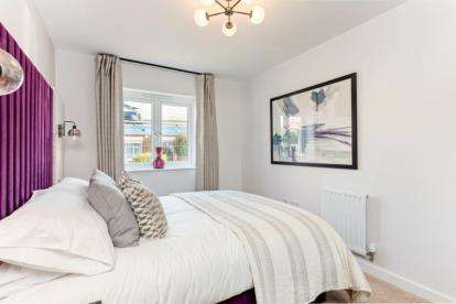 2 Bedrooms Flat for sale in Milliners Place, Gatsby Court, Caleb Close, Luton