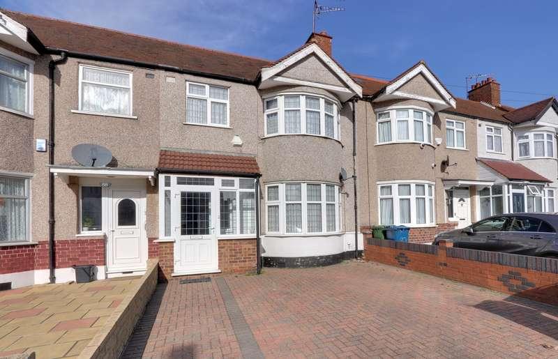 3 Bedrooms Property for sale in Blenheim Road, North Harrow