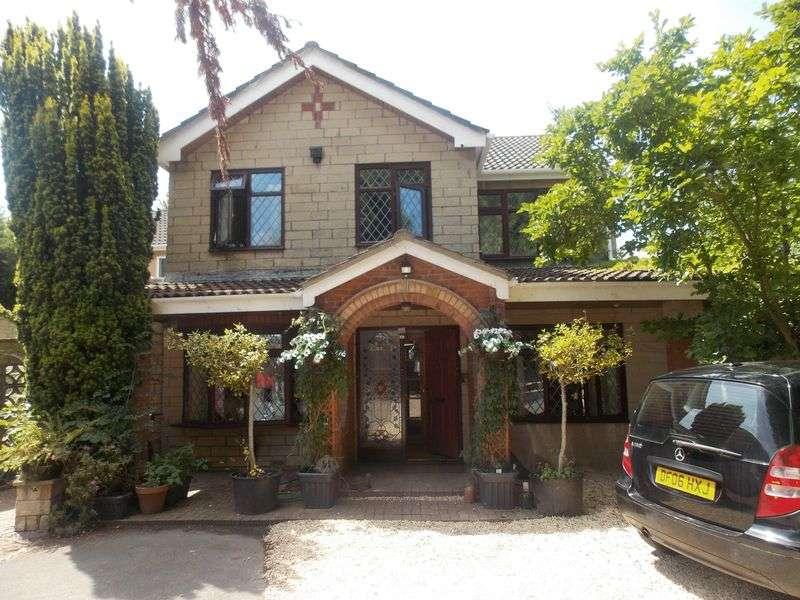 5 Bedrooms Property for sale in Mountbatten Close Kewstoke, Weston-Super-Mare