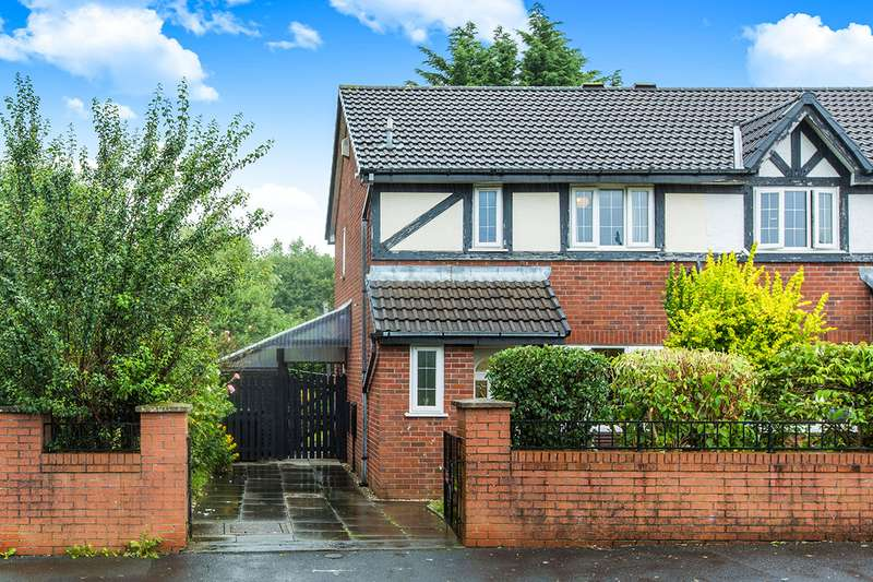3 Bedrooms Semi Detached House for sale in Ribbleton Hall Drive, Ribbleton, Preston, PR2