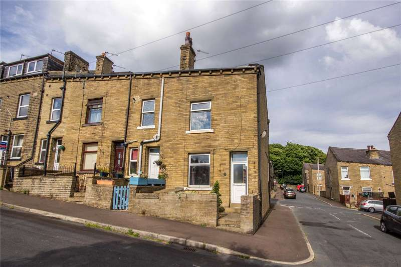 2 Bedrooms End Of Terrace House for sale in Hanover Street, Sowerby Bridge, HALIFAX, West Yorkshire, HX6