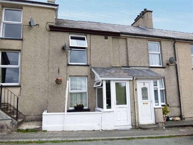 2 Bedrooms Terraced House for sale in Ardudwy Terrace, Trawsfynydd, Blaenau Ffestiniog, Gwynedd