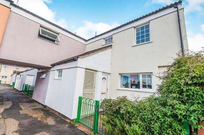 3 Bedrooms End Of Terrace House for sale in Crabtree, Paston, Peterborough, Cambridgeshire