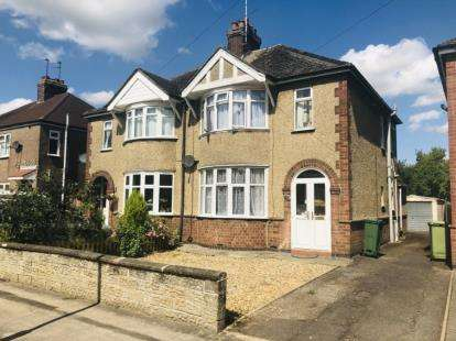 3 Bedrooms Semi Detached House for sale in Gloucester Road, Wolverton, Milton Keynes