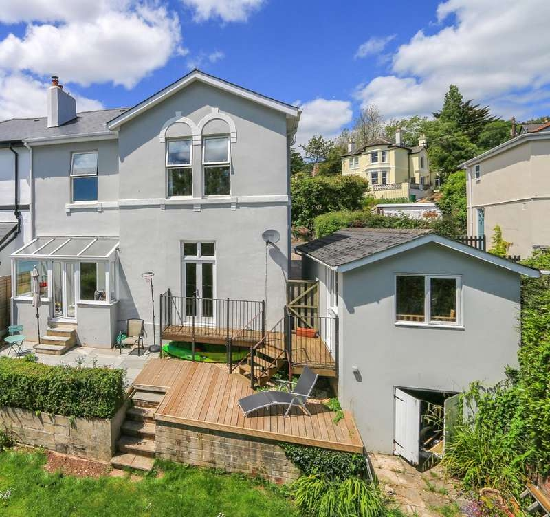 5 Bedrooms Semi Detached House for sale in Ferndale Road
