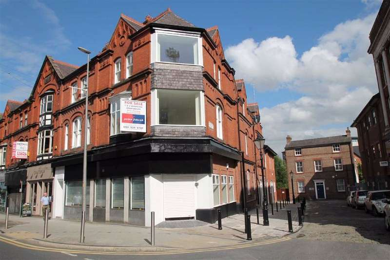2 Bedrooms Apartment Flat for sale in Grafton Street, Altrincham