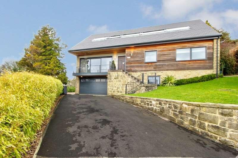 5 Bedrooms Detached House for sale in Derwent Lane, Hathersage, Derbyshire, S32