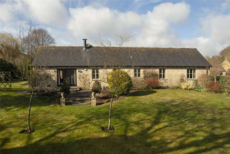 4 Bedrooms Semi Detached House for sale in Rectory Barns, Lower Swell, Gloucestershire, GL54