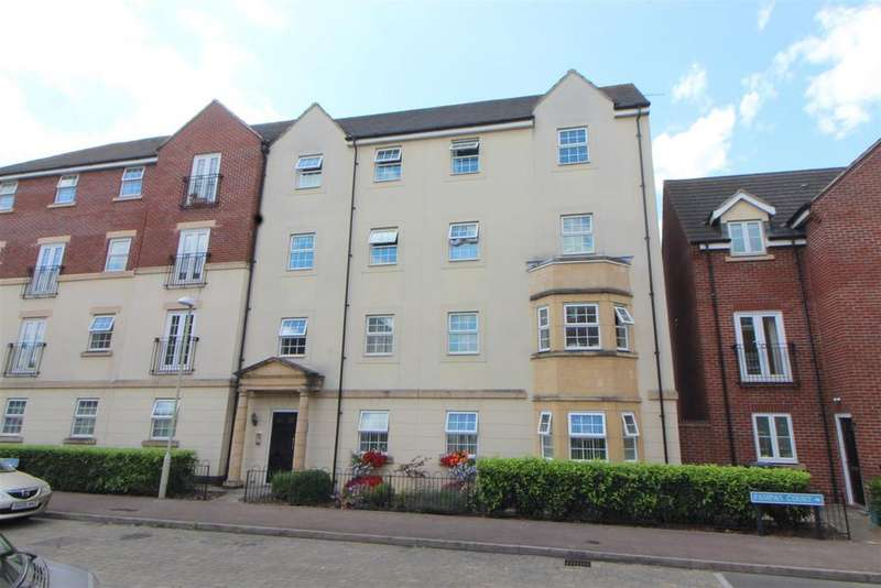 2 Bedrooms Flat for sale in Watermint Drive, Tuffley, Gloucester
