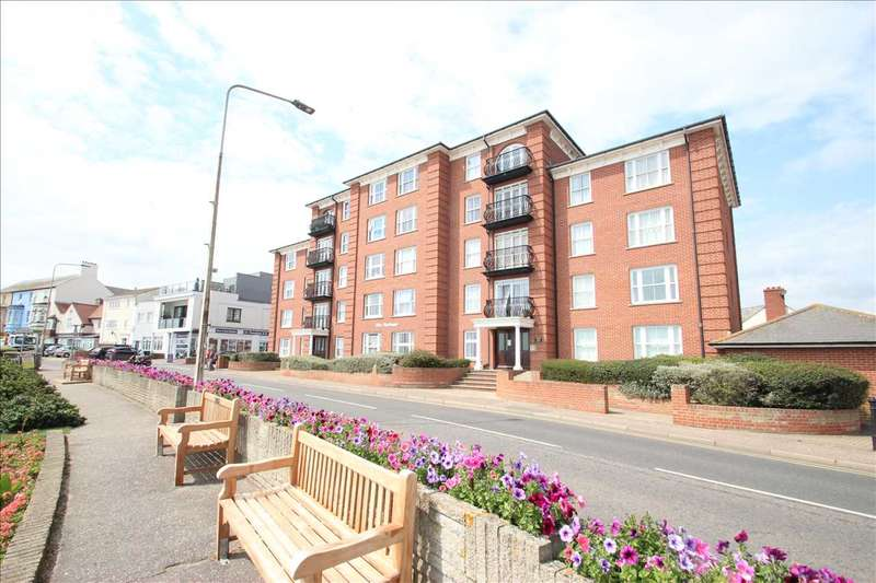 2 Bedrooms Apartment Flat for sale in The Dorlings, The Parade, Walton-on-the-Naze