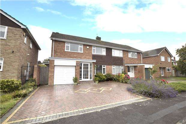 3 Bedrooms Semi Detached House for sale in Paddocks Lane, CHELTENHAM, Gloucestershire, GL50 4NX