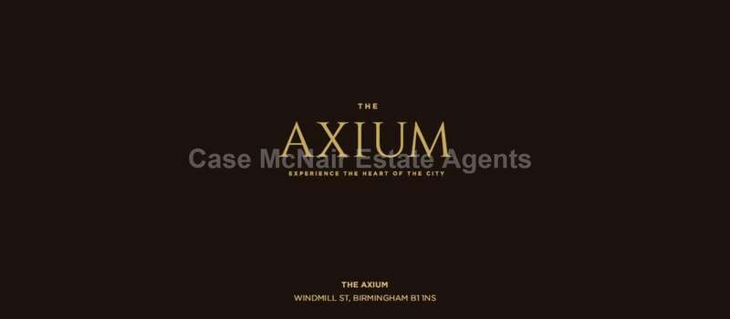 2 Bedrooms Apartment Flat for sale in The Axium, Windmill Street, Birmingham