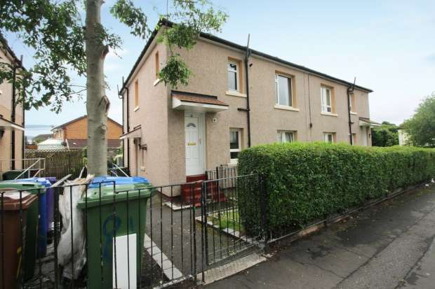2 Bedrooms Flat for sale in Avonspark Street, Glasgow, G21 4NL