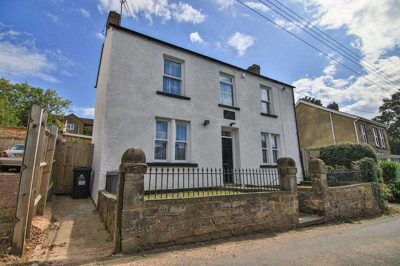 3 Bedrooms Detached House for sale in St. Annals Road, Cinderford