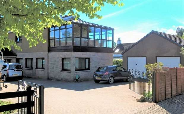 5 Bedrooms Detached House for sale in Stan-Ma-Lane House, Wester Balgedie, Kinross